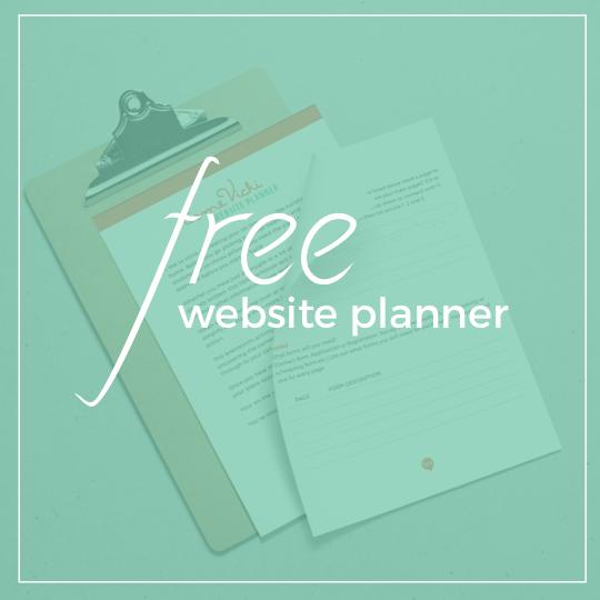 FREE Website Planner